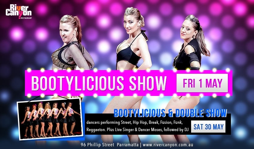 BootyLicious and Cabaret Show