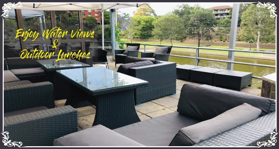 Enjoy Outdoor Lunches at Parramatta River Restaurants