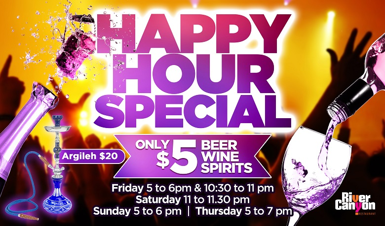 Happy Hour Cheap Drinks at Parramatta