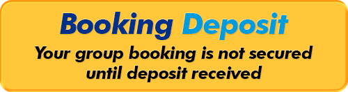 Pay Booking Deposit online