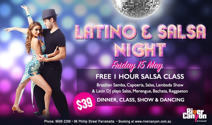 Latin Music Night